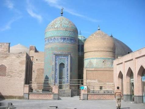 پاورپوینت آشنایی با معماری اسلامی